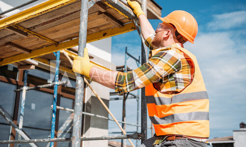 32-Hour Supported Scaffold Installer/Remover