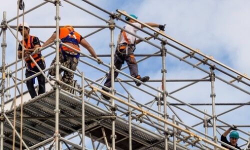 4-Hour Supported Scaffold User & Course