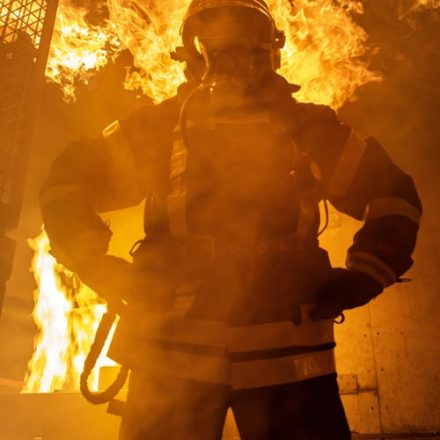 Working With Fire Safty