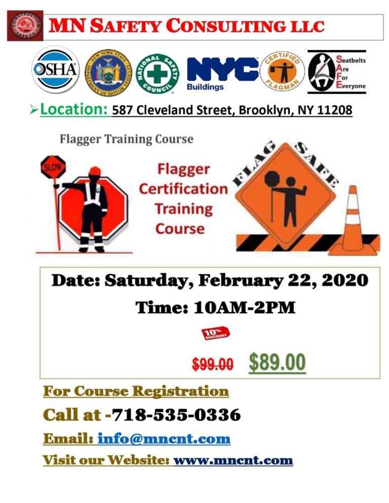 Flagger Training